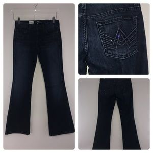 4301 7 For All Mankind Lexi Petite A Pocket Jeans